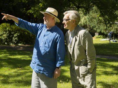 Peter Zumthor & Wim Wenders